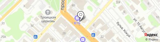Ворота37 на карте Иваново