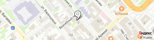 Строй-Нео-Трейд на карте Иваново