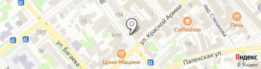 Мир каминов на карте Иваново
