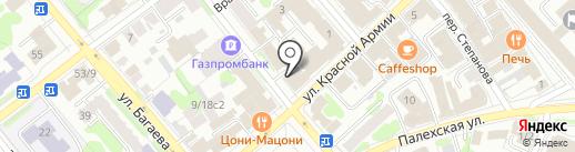 Пресс экспресс на карте Иваново