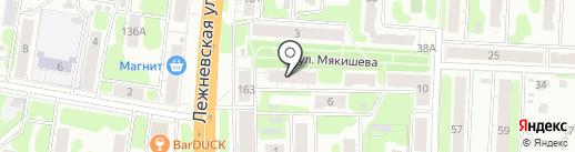 Dental max на карте Иваново