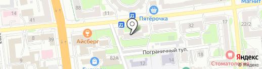 Окна-Двери на карте Иваново