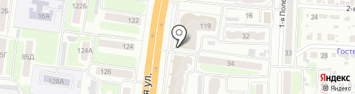 Мед+ на карте Иваново