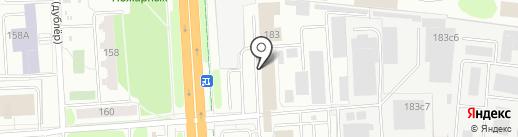Ветеринарный кабинет Елены Филипповой на карте Иваново