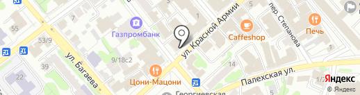 Магазин аккумуляторов на карте Иваново