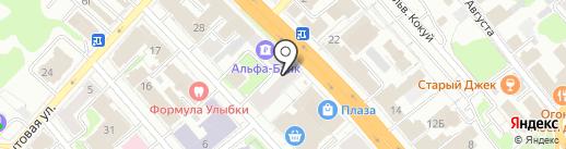 Социал на карте Иваново