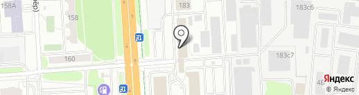 Major-Express на карте Иваново