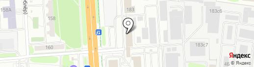 Инструментальный мир на карте Иваново