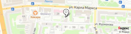 КРАНЭКС на карте Иваново
