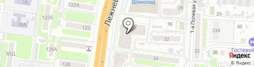 Энфорта на карте Иваново