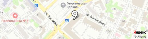 Дядя Алик на карте Иваново
