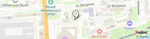 Don Buton на карте Иваново