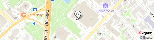 OBLAKA на карте Иваново