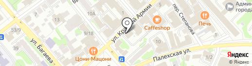 Avon на карте Иваново