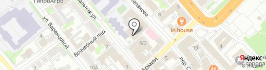 Романтик Тур на карте Иваново