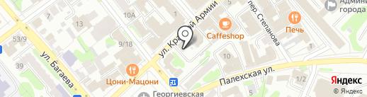 Oriflame на карте Иваново