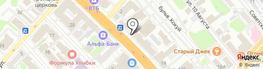 Гардероб на карте Иваново