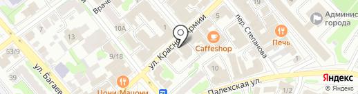 Власть. Ивановская область на карте Иваново