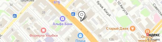 Любимая пекарня на карте Иваново