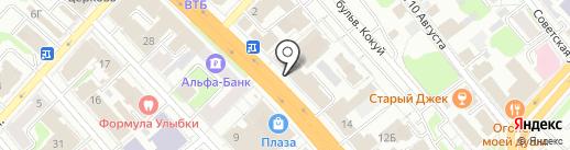 Деревеньки на карте Иваново