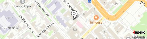 Ив-откачка на карте Иваново