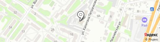 Картридж на карте Иваново