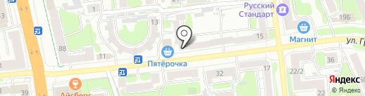 Почта Банк, ПАО на карте Иваново