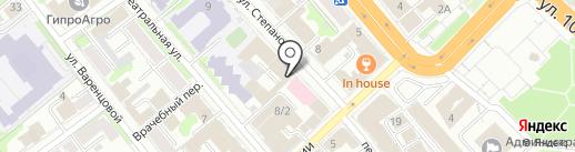Brow Bar на карте Иваново