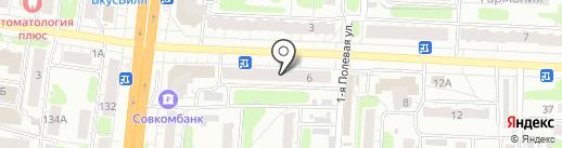 Фея на карте Иваново