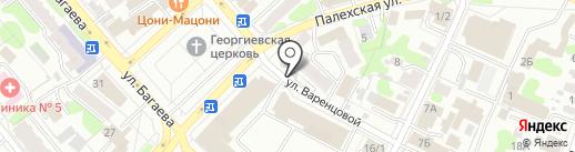 Ани на карте Иваново
