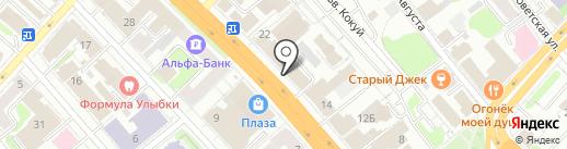 ТКФ Торгсин на карте Иваново