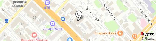 Родина 21 век на карте Иваново