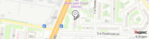 Любимая на карте Иваново