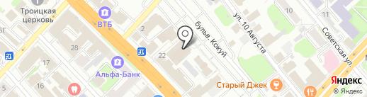 Energy на карте Иваново