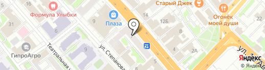 Мультипроцессинг КИТ на карте Иваново
