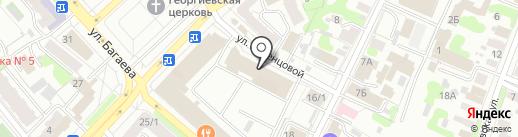 T.E.T., Ltd на карте Иваново