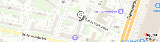 Dimex на карте Иваново