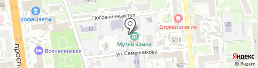 Планетарий на карте Иваново