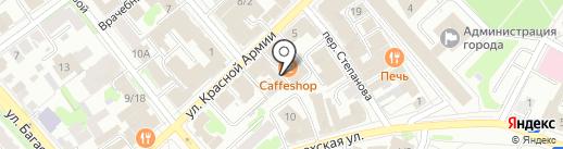 ИИТ А-Гриф на карте Иваново