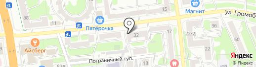 Avtomix37 на карте Иваново