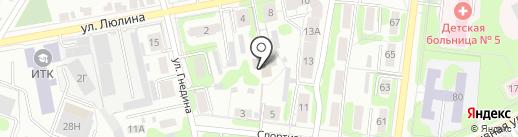 Нео-СВ на карте Иваново