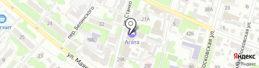 Консультант на карте Иваново