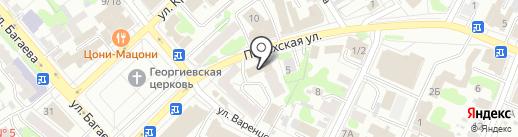 Трио на карте Иваново
