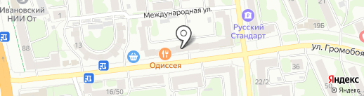 Мираж на карте Иваново