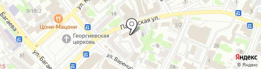 Альянс на карте Иваново