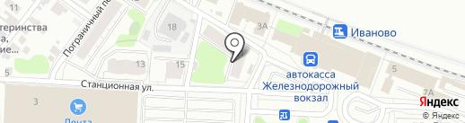 Uzortex на карте Иваново