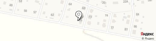 ПАЛЕАС на карте Апраксино