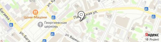 Системы вентиляции на карте Иваново
