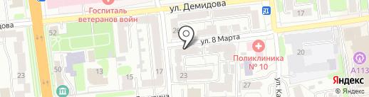 SmartyKids на карте Иваново