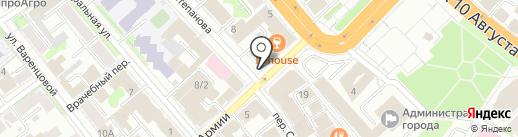 Сувениры на карте Иваново